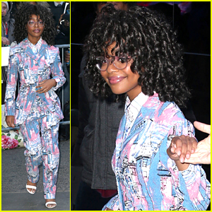 Marsai Martin Inspires Her 'Little' Co-Star Issa Rae!