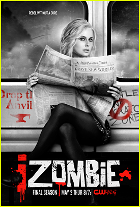 It's a 'Grave New World' For 'iZombie' Season 5 - See The New Poster!