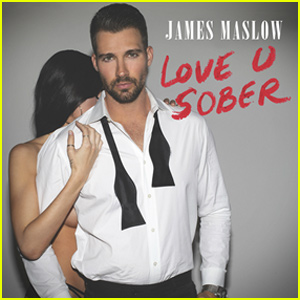 James Maslow Drops New Single 'Love U Sober' - Listen Now!