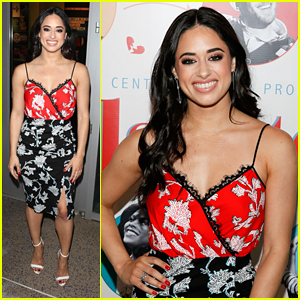 Jeanine Mason & Auli'i Cravalho Step Out For 'Falsettos' Opening Night