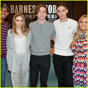 'After' Is Already a Big International Success, Cast Celebrates at Book Signing!