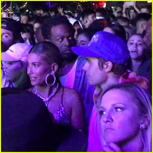 Justin Bieber Praises Billie Eilish at Coachella 2019 | 2019