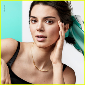 Kendall Jenner Shares New 'Tiffany & Co' Spring Campaign!