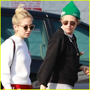 Kristen Stewart & Girlfriend Sara Dinkin Step Out for the Day in L.A.
