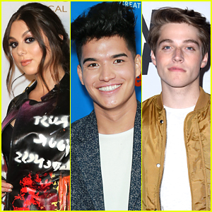 Kira Kosarin, Froy Gutierrez & Alex Wassabi Join 'Light as a Feather' Season Two