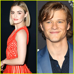 Lucy Hale To Star as Lucas Till's Girlfriend in 'Son of the South' Movie