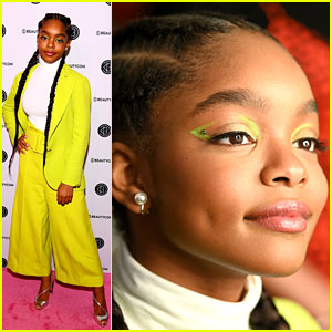 Marsai Martin Brings 'Little' to BeautyCon New York!