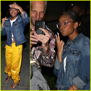 Marsai Martin Gives Thanks To Fans For Love & Support Before 'Little' Premiere