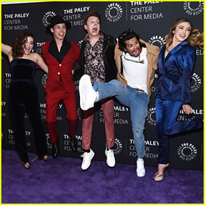 Peyton List, Mary Mouser & More Step Out For 'Cobra Kai' Season 2 Premiere