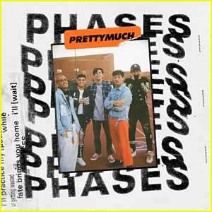 PRETTYMUCH Debuts Romantic New Song 'Phases' - Watch The Video & Download Here!