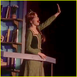 Watch Rachel Zegler Play Fiona in 'Shrek'!