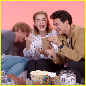 Ross Lynch Plays Truth or Dare With Kiernan Shipka & Gavin Leatherwood - Watch!