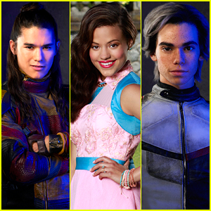 Sarah Jeffery Teases More 'CARscendants' Is Coming For 'Descendants 3'!