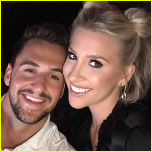 Savannah Chrisley Announces Her Engagement To Hockey Player Nic Kerdiles