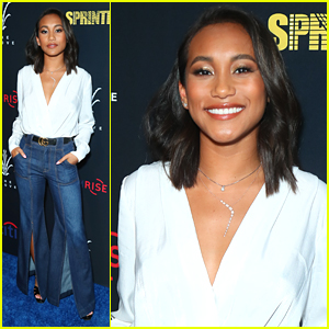 Sydney Park Lines Up The Suspects Who Ran Down Caitlin on 'The Perfectionists'