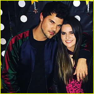 Taylor Lautner's Sister Makena is Engaged - See His Sweet Note!