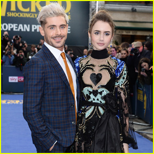 Zac Efron Joins Lily Collins at 'Extremely Wicked, Shockingly Evil and Vile' Premiere