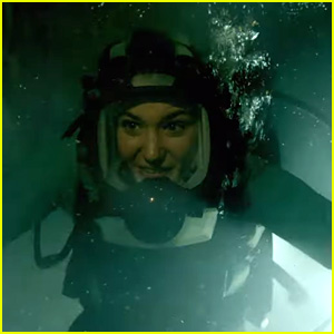 Brec Bassinger & Corinne Foxx Dive Deep in '47 Meters Down: Uncaged' Trailer - Watch Now!