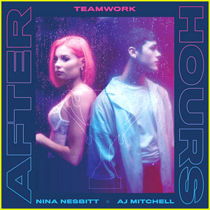 AJ Mitchell & Nina Nesbitt Team Up For New Song 'After Hours' - Listen Now!
