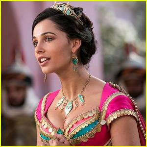 Listen to Naomi Scott Sing Jasmine's 'Speechless' Song in 'Aladdin' Remake!