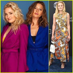 AJ Michalka Gives Thanks To Sister Aly After Attending ABC Upfronts in NYC