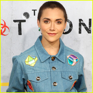 Alyson Stoner Gets Candid About Facing Her Fears