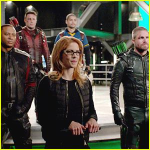 'Arrow's Season 7 Finale Will Honor Felicity Smoak, Showrunner Says