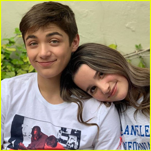 Asher Angel Did the Most Romantic Thing For Girlfriend Annie LeBlanc
