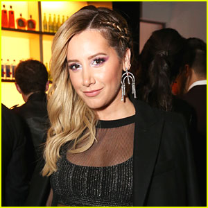Ashley Tisdale Woke Up To The Best News!