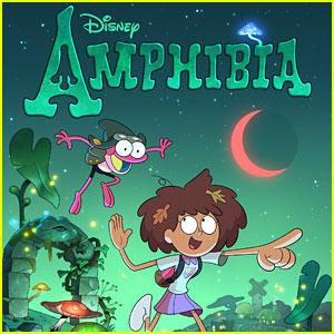 Brenda Song's 'Amphibia' Gets Season 2 Renewal Ahead of Series Premiere!