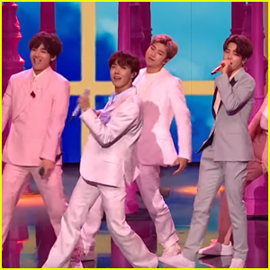 BTS Performs 'Boy With Luv' on 'Britain's Got Talent' Semi-Finals - Watch!