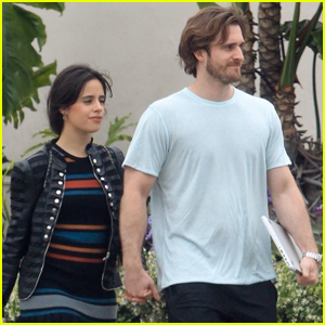 Camila Cabello Steps Out for the Day with Boyfriend Matthew Hussey!