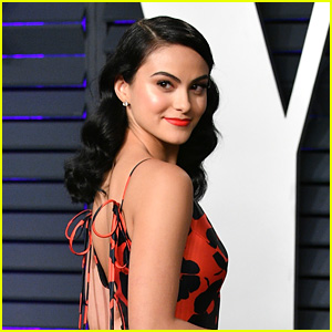 Camila Mendes Wraps Up Filming on 'Windfall' Movie