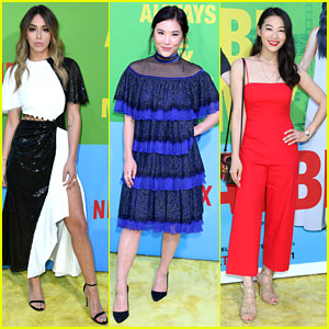 Chloe Bennet, Ally Maki & Arden Cho Premiere 'Always Be My Maybe'