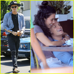 Cody Simpson Gets Cozy With Mystery Girl During Lunch in LA