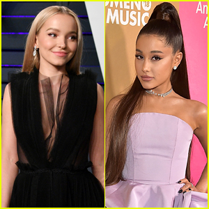 Dove Cameron Opens Up About Her Friendship With Ariana Grande