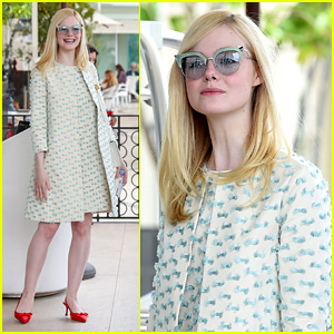 Elle Fanning Steps Out For More Screenings at Cannes Film Festival 2019 After Fainting Spell