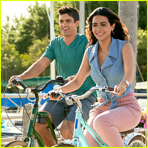 Emeraude Toubia Stars In New 'Love In The Sun' Stills