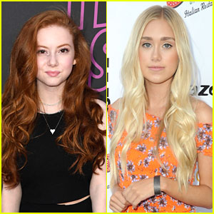Francesca Capaldi & Emily Skinner to Star In New Brat Show 'Crown Lake'