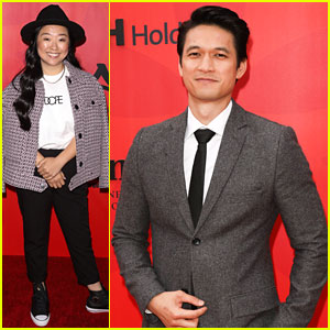 Freeform's Harry Shum Jr & Sherry Cola Celebrate Asian Pacific American's at Smithsonians The Party
