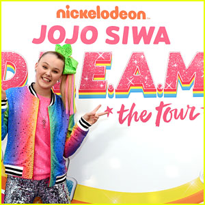 JoJo Siwa Starts Tech Rehearsals For Tour In First Stop's Venue!