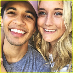 Jordan Fisher & Longtime Love Ellie Woods Are Engaged!