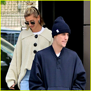Justin Bieber Grabs Lunch Before Dropping Ed Sheeran Collaboration!
