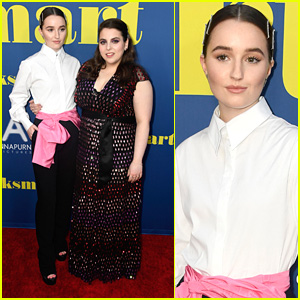 Kaitlyn Dever Brings 'Booksmart' To Los Angeles with Beanie Feldstein