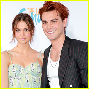 KJ Apa & Maia Mitchell Are Both Convinced Phoebe & Griffin End Up Together in 'The Last Summer'