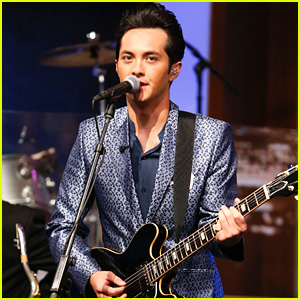 Laine Hardy Brings a 'Flame' To 'Jimmy Kimmel Live' - Watch His Performance Here!