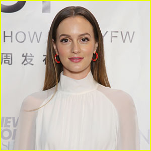 Leighton Meester Responds To Gossip Girl Reboot Rumors