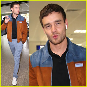 Liam Payne Thanks Fans For Support on Solo Music Journey