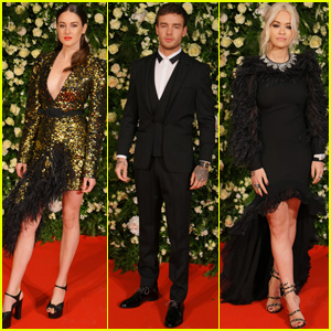 Liam Payne Joins Rita Ora & Shailene Woodley at 'Michael Kors' Filmmakers Dinner
