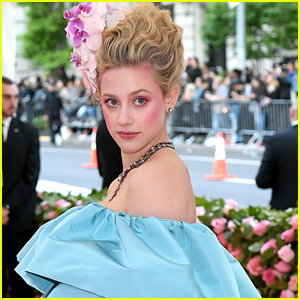 Lili Reinhart Fulfilled Her Met Gala Dream Of Meeting Lady Gaga